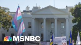 Biden Administration Reverses Trump Policy That Limited Transgender Health Care Protections | MSNBC 6