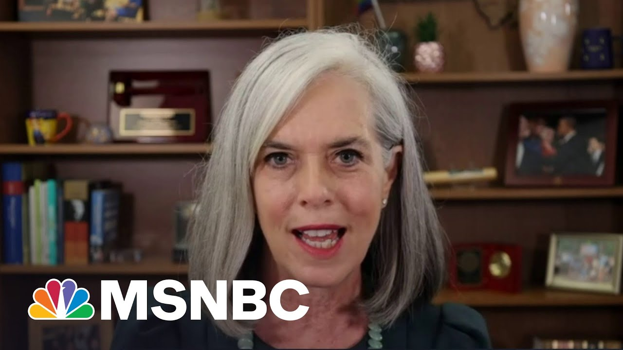 Rep. Clark On American Families Plan: 'We Have To Make These Long-Term Investments'   MSNBC 1