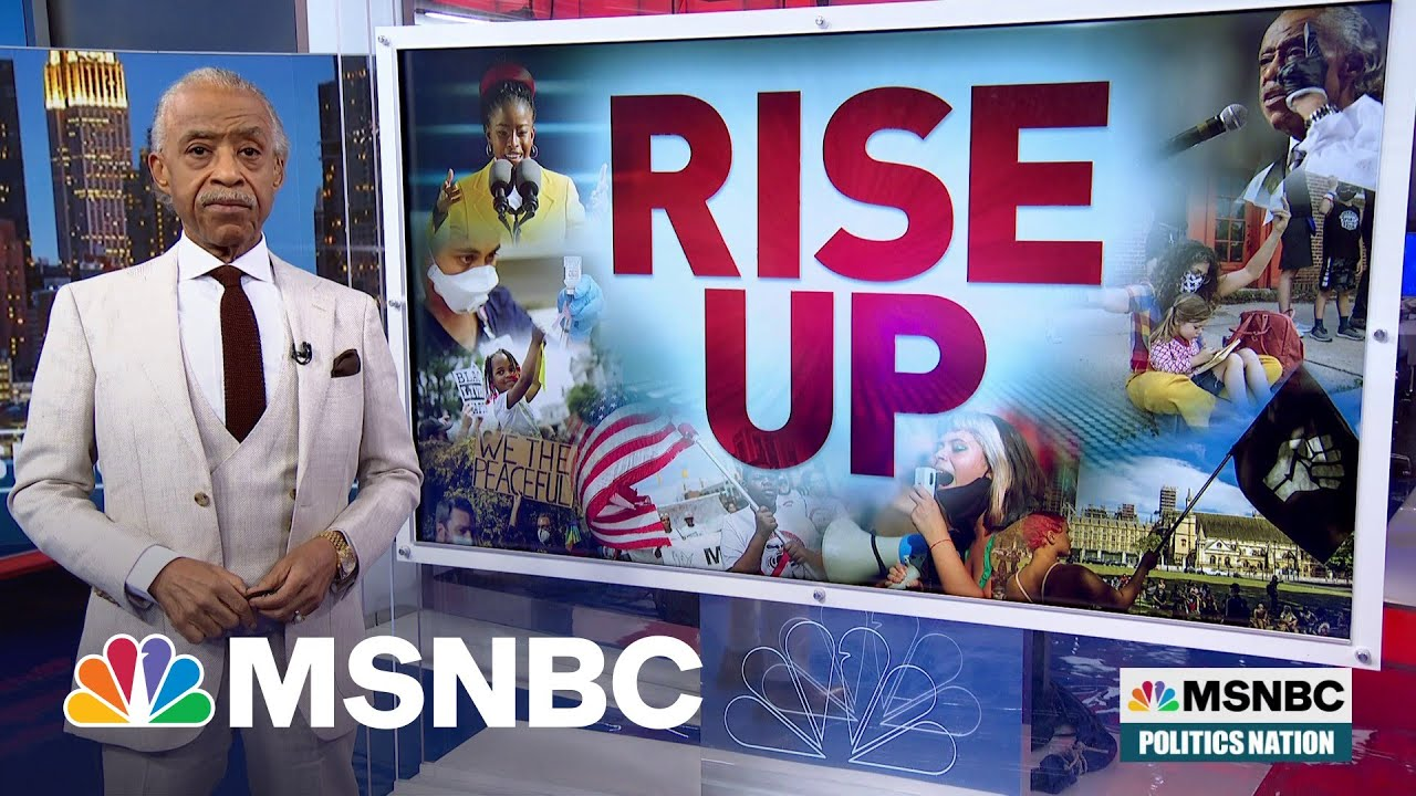 Rise Up: To See Family Reunifications Take Place, Demand Comprehensive Immigration Reform | MSNBC 3