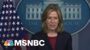 White House: Pipeline Has Not Suffered Damage After Cyberattack, Can Be Brought Back Online | MSNBC 3