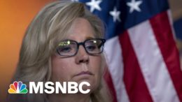 For Voters in Liz Cheney's District, Speaking Out Against Trump Is 'Ultimate Betrayal' | MSNBC 3