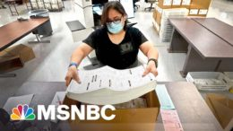 Arizona Audit Procedure Is 'Reckless': Maricopa County Sheriff | MSNBC 5