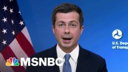 Buttigieg: 'Having Excellent, Modern Infrastructure Has Always Been National Security Issue' 1