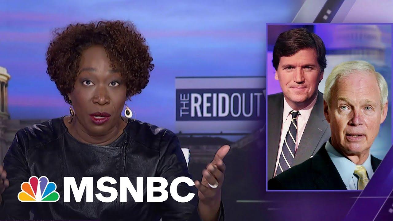 Joy Calls Tucker Carlson, Ron Johnson The Absolute Worst For Spreading COVID Disinformation   MSNBC 4