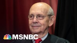 Calls For 82-Year-Old Justice Breyer To Retire After Ginsburg Outcome | All In | MSNBC 2