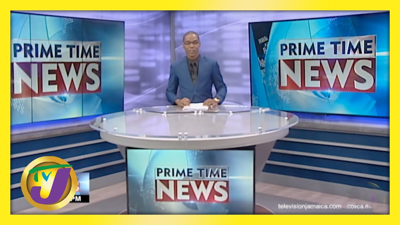 Jamaican News Headlines | TVJ News - May 7 2021 1
