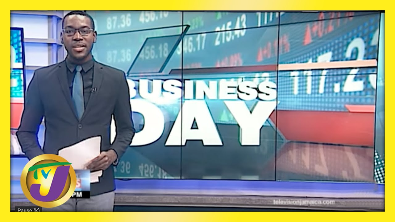 Jamaica's Financial Week   TVJ Business Day - May 7 2021 1