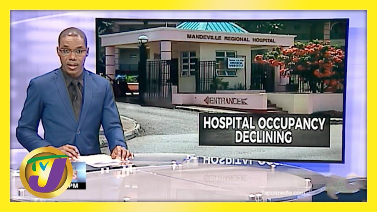 Covid-19 Hospital Levels Declining at MRH | TVJ News - May 7 2021 1