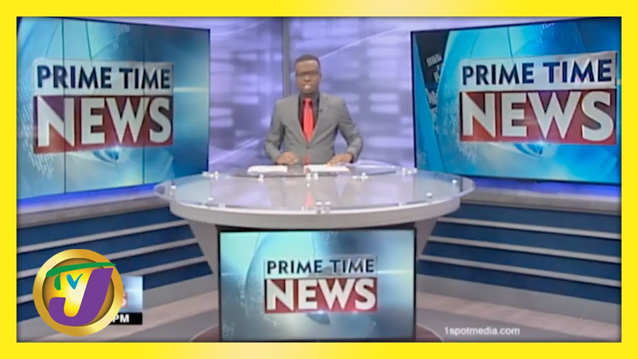 Jamaican News Headlines   TVJ News - May 8 2021 1