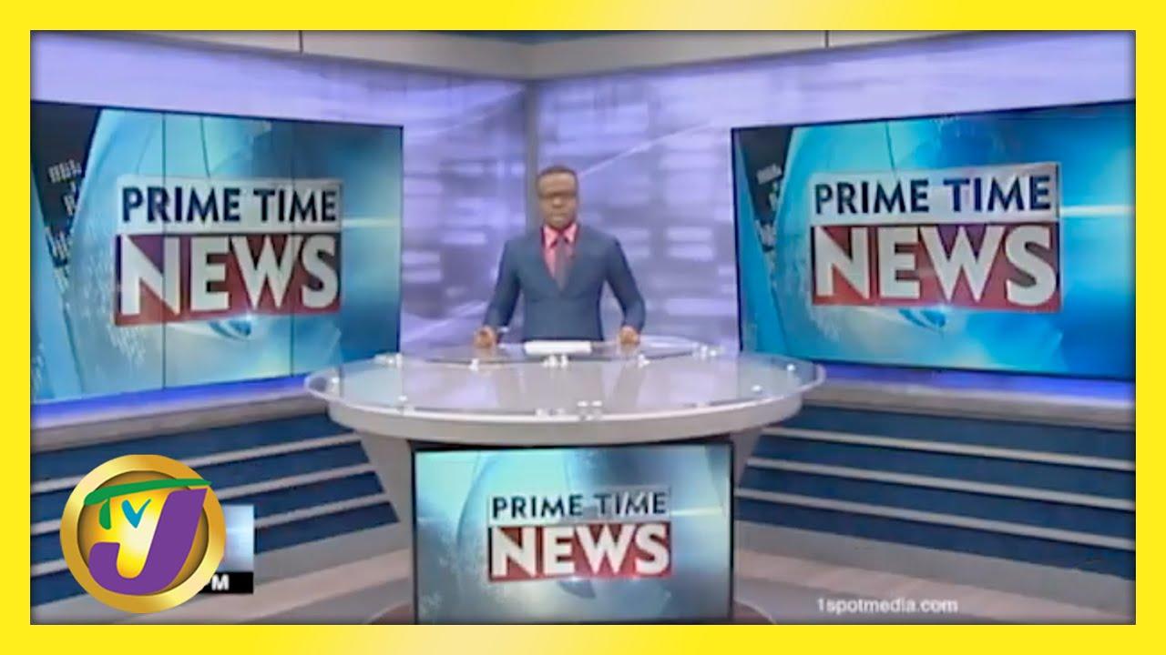 Jamaican News Headlines   TVJ News - May 9 2021 1