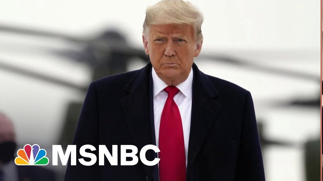 Trump Continues To Push Election Lie While Speaking At Mar-a-Lago   Morning Joe   MSNBC 1