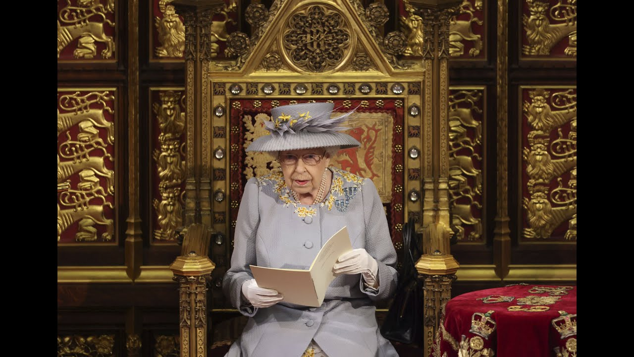 Queen outlines U.K. government's priorities in Parliament speech 8