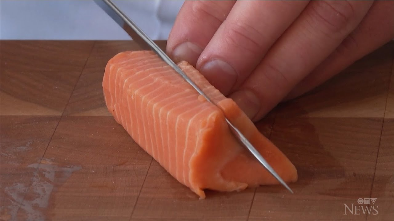 Could lab-grown salmon be the next eco-conscious food trend? 1