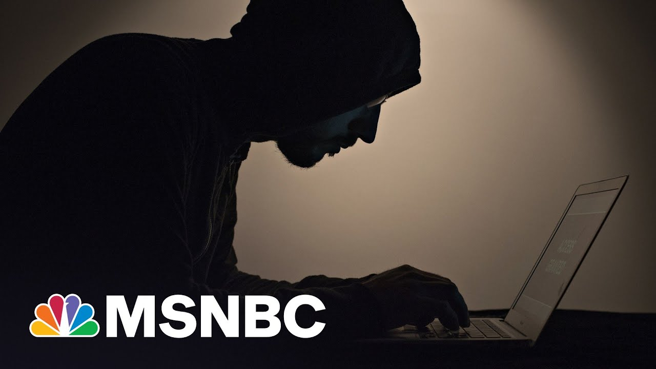 Russia Seen As Safe Haven For Cyber Crime Following Pipeline Hack | Rachel Maddow | MSNBC 5