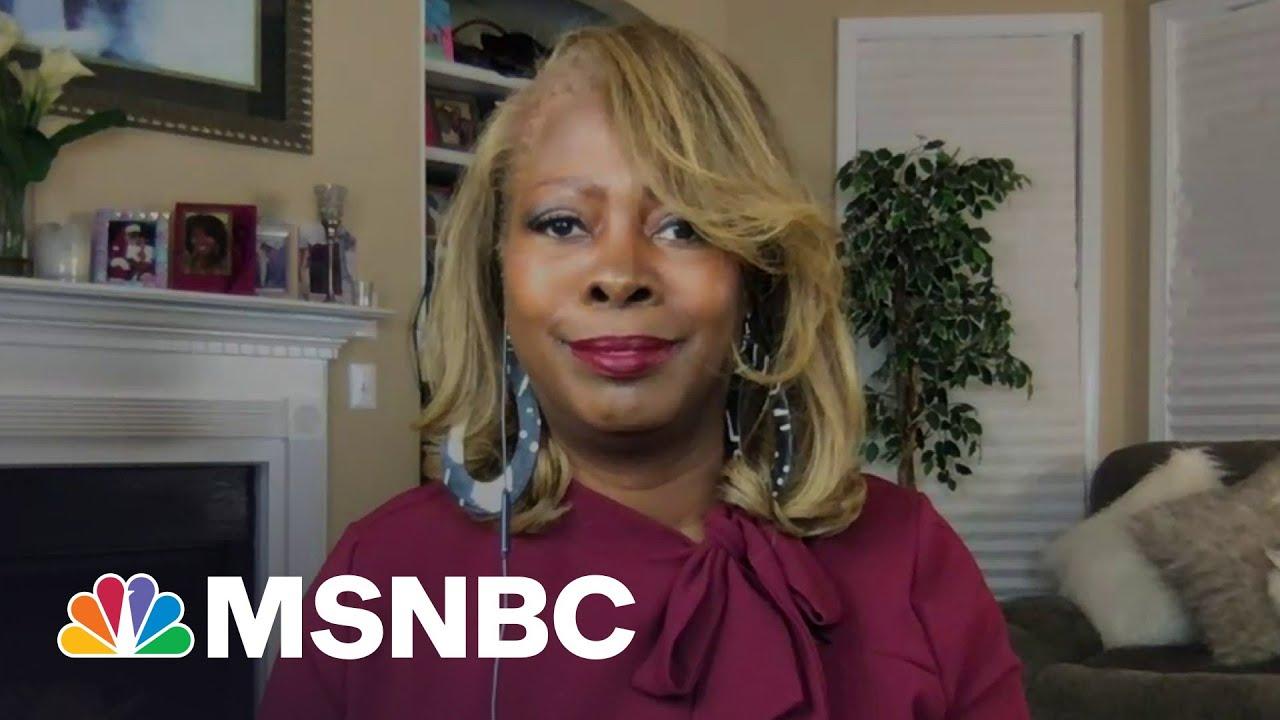 GOP Using Legislation To 'Legalize Corruption,' Says Voting Rights Activist | The Last Word | MSNBC 1