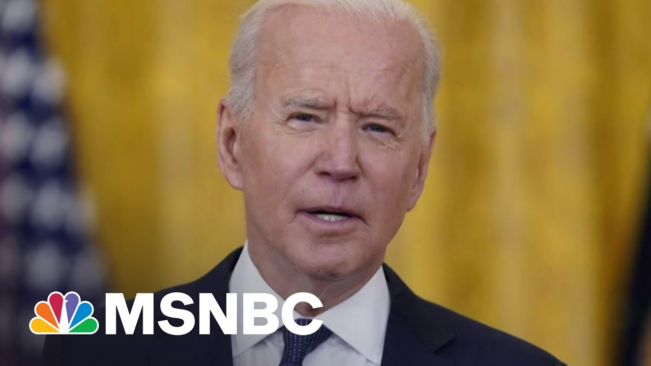 President Biden's Approval Numbers At 63 Percent In New Polling   Morning Joe   MSNBC 1