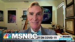 Bill Nye On Why Americans Should Get Vaccinated | Mehdi Hasan | MSNBC 7