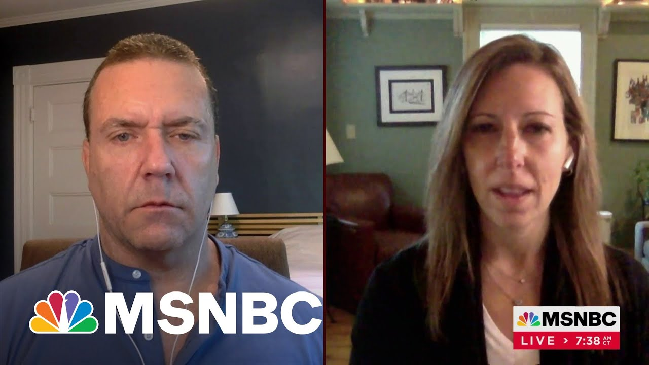 'DBT For Dummies' Offers Insights On Dialectical Behavioral Therapy | Morning Joe | MSNBC 1