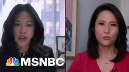 Fashion CEO Lisa Sun Details Being Victim Of Anti-Asian Attack In NYC | Morning Joe | MSNBC 7