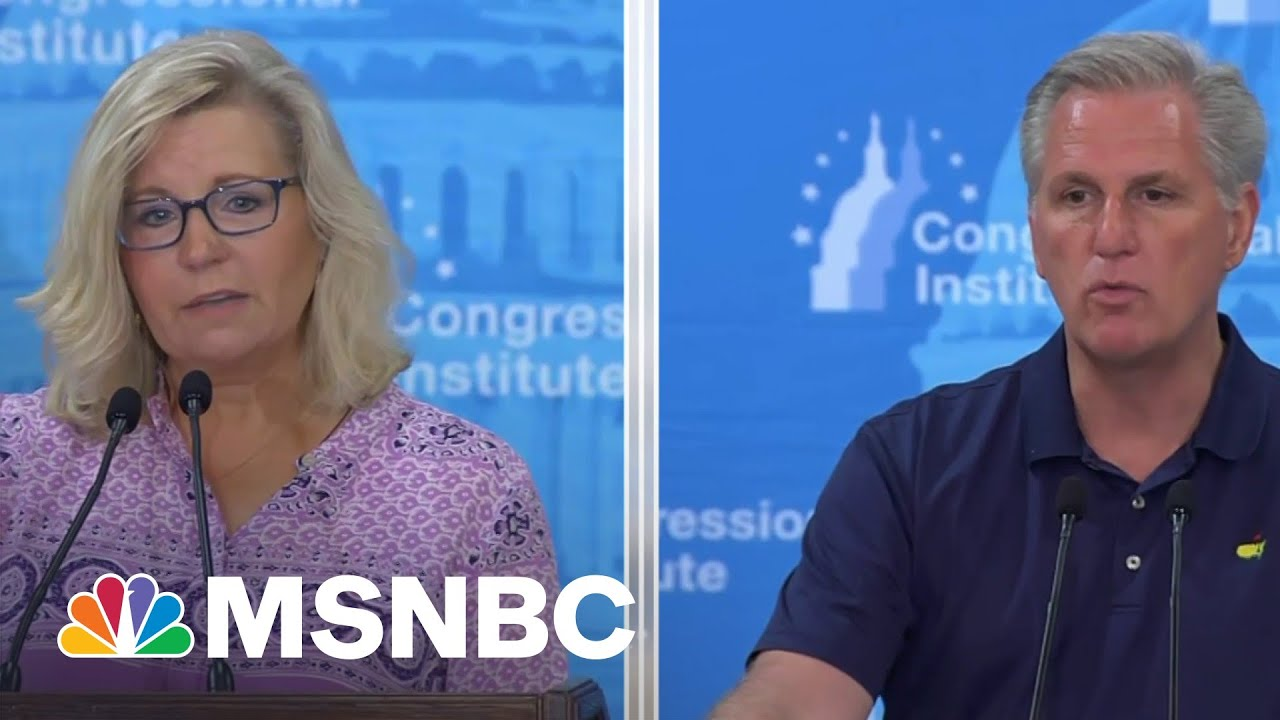 Trump's 'Shadow' Looms Over Republican Party | MTP Daily | MSNBC 8
