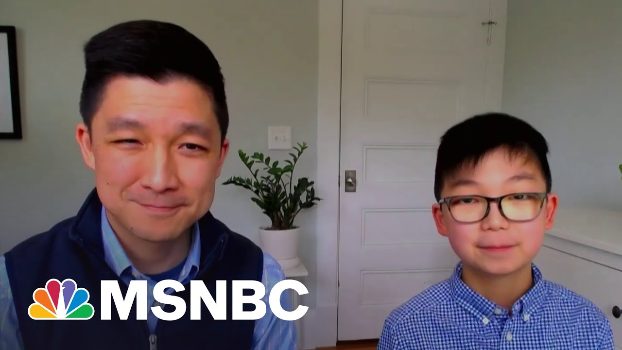 Teen Shares His Experience Getting Vaccinated   MSNBC 3