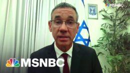 Netanyahu Advisor On Israel, Palestine Relations Amid Deadly Clashes 3