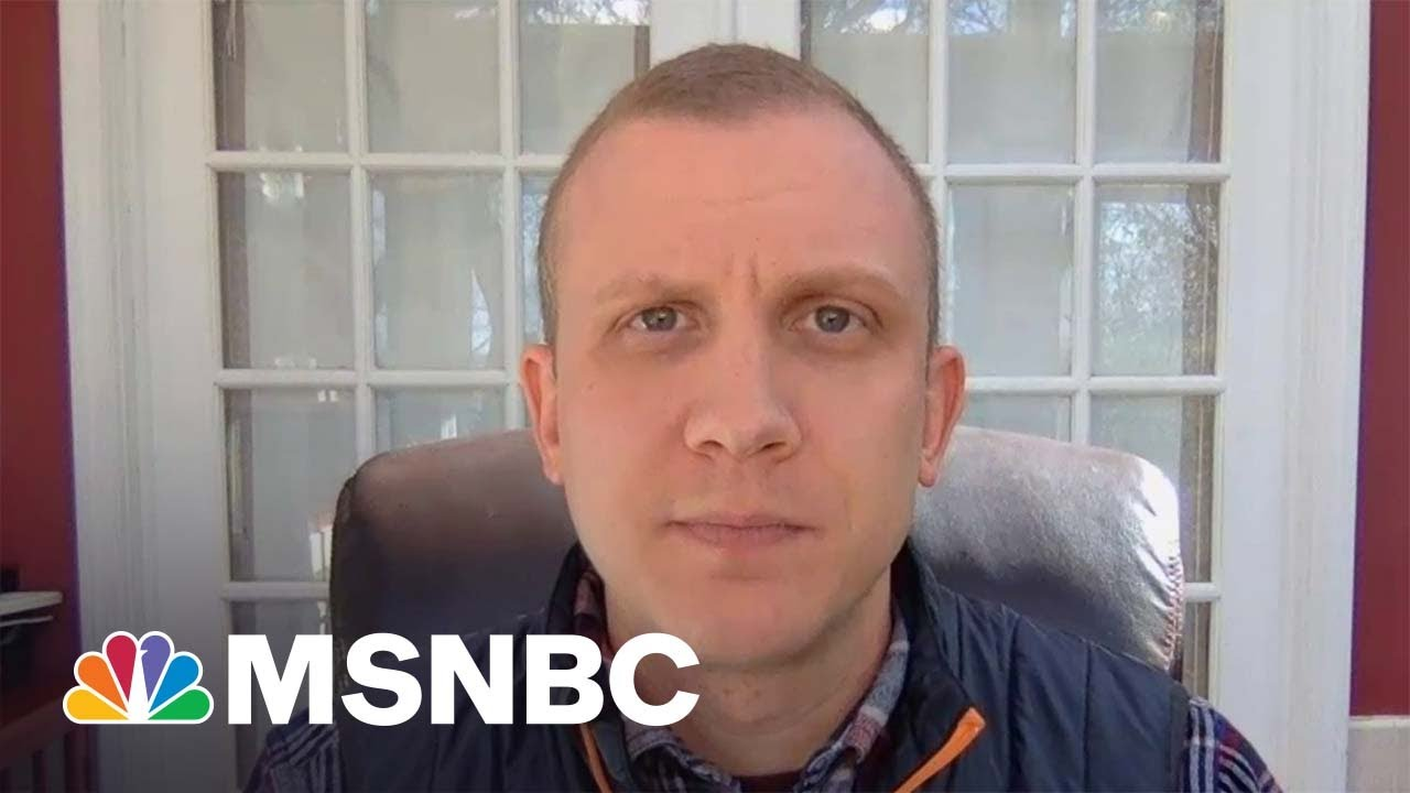 Alberta On How Local GOP Parties Are Consumed By The Big Lie | MSNBC 1