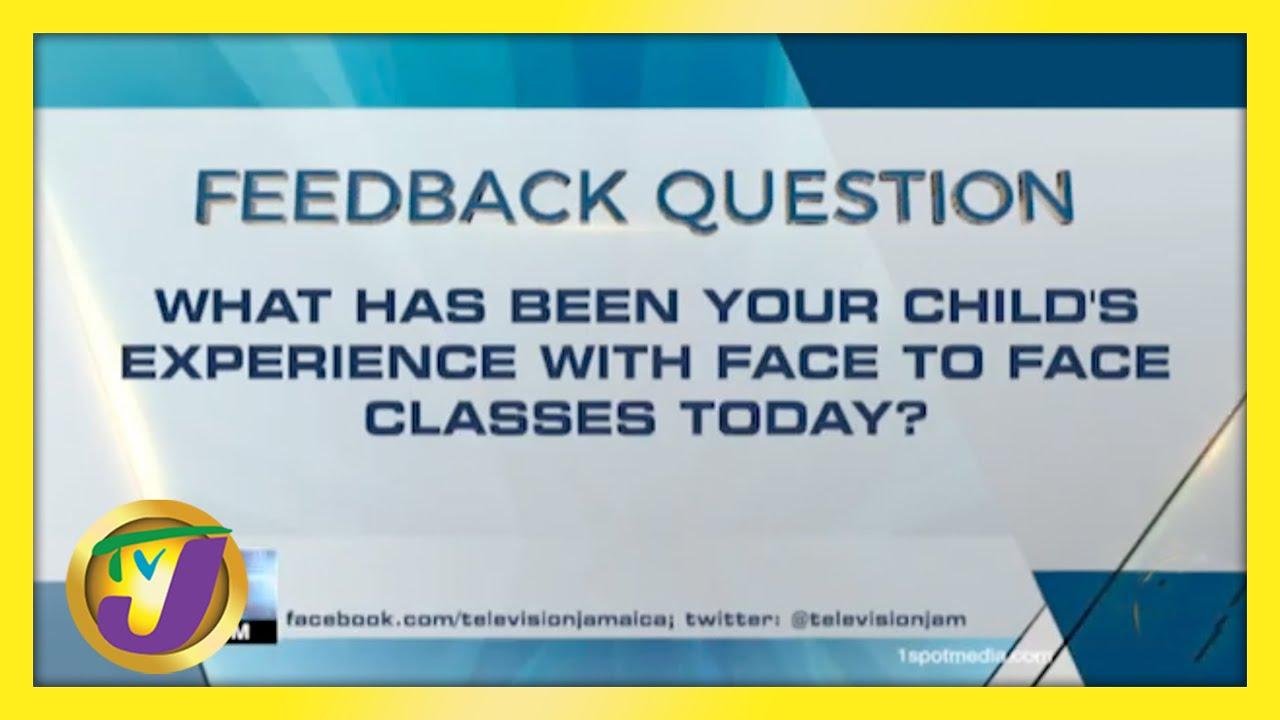 Feedback Question | TVJ News - May 10 2021 1