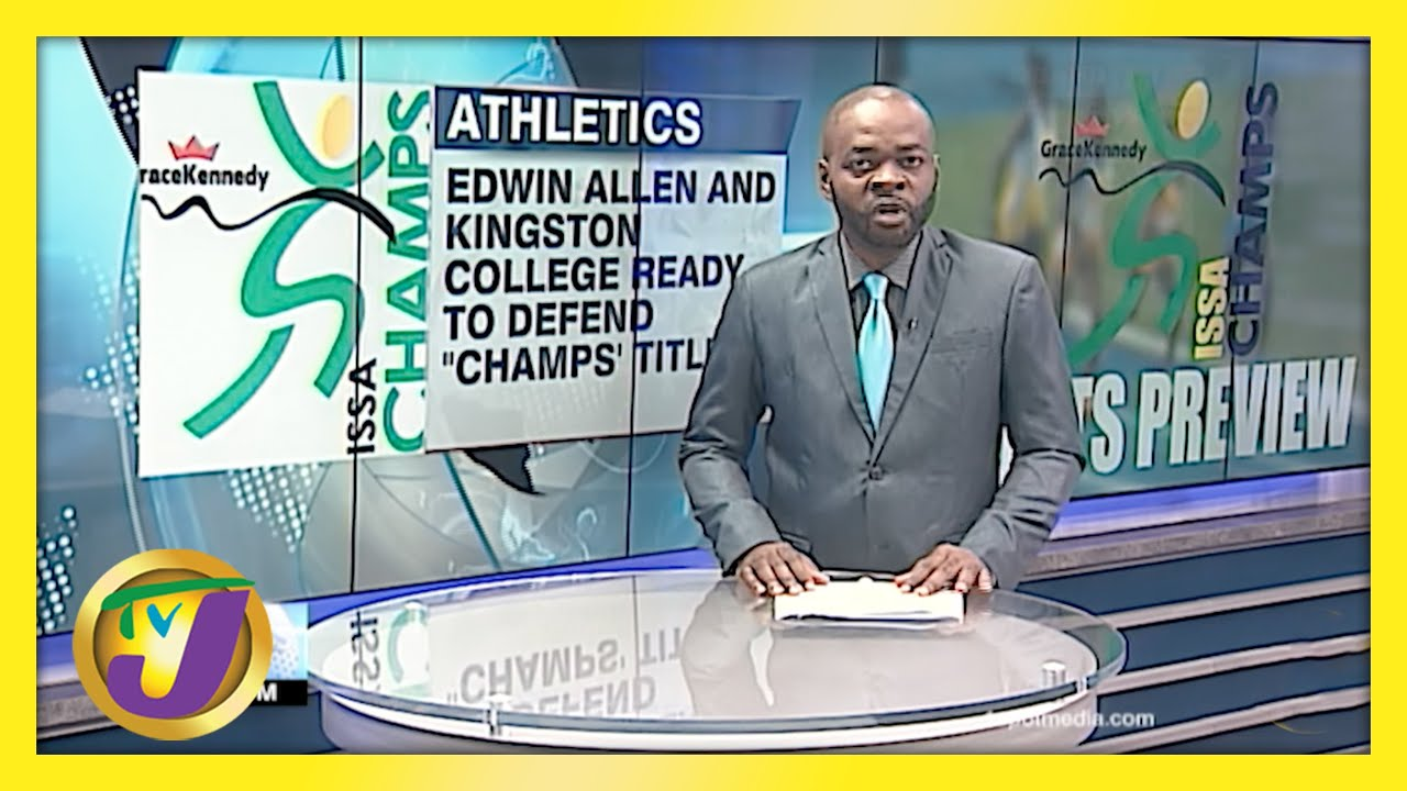 KC & Edwin Allen to Defend Champs Title   Holmwood Discus Thrower Poised for Record - May 10 2021 1