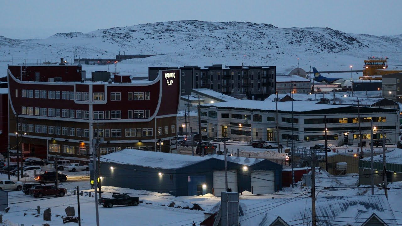 COVID-19 surge in Nunavut complicated by housing shortage 1