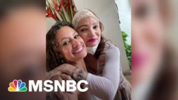'How I Convinced My Mother To Get The Covid Vaccine' | MSNBC 4