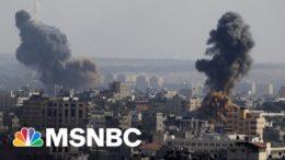Violent Israeli-Palestinian Unrest Kills At Least 33   The 11th Hour 2