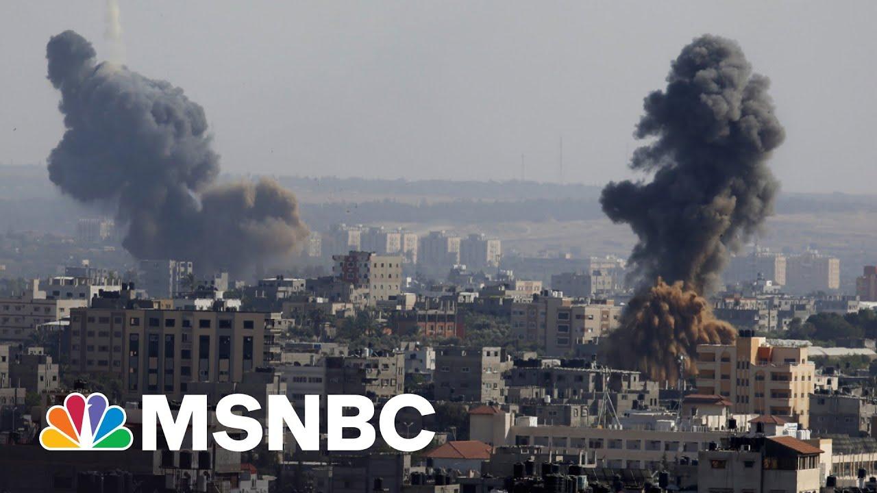Violent Israeli-Palestinian Unrest Kills At Least 33 | The 11th Hour 7