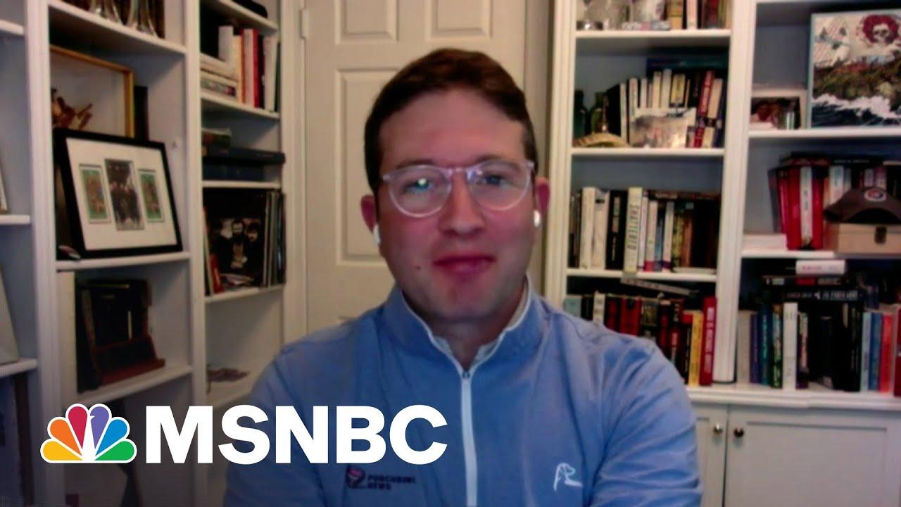 Panel Skeptical Biden Convinces Republicans To Back Economic Plans | Stephanie Ruhle | MSNBC 1