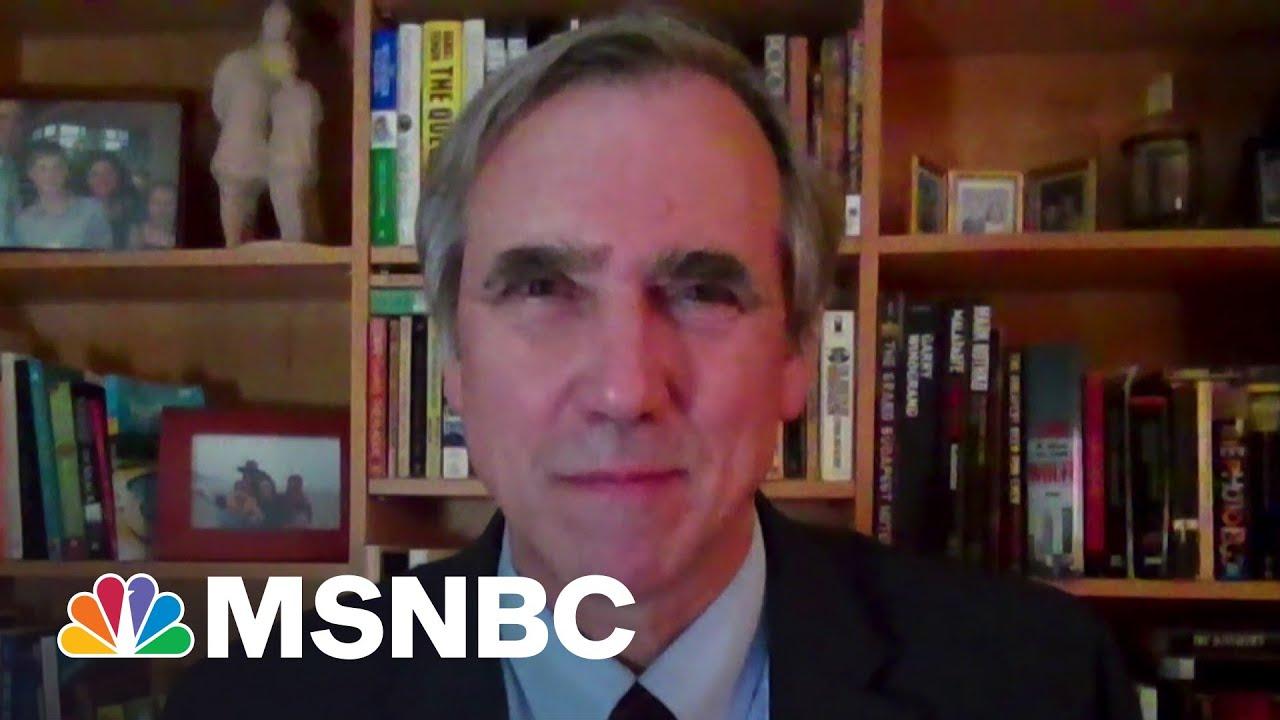 Sen. Merkley: Urgent Need For Voting Rights Bill | MSNBC 3