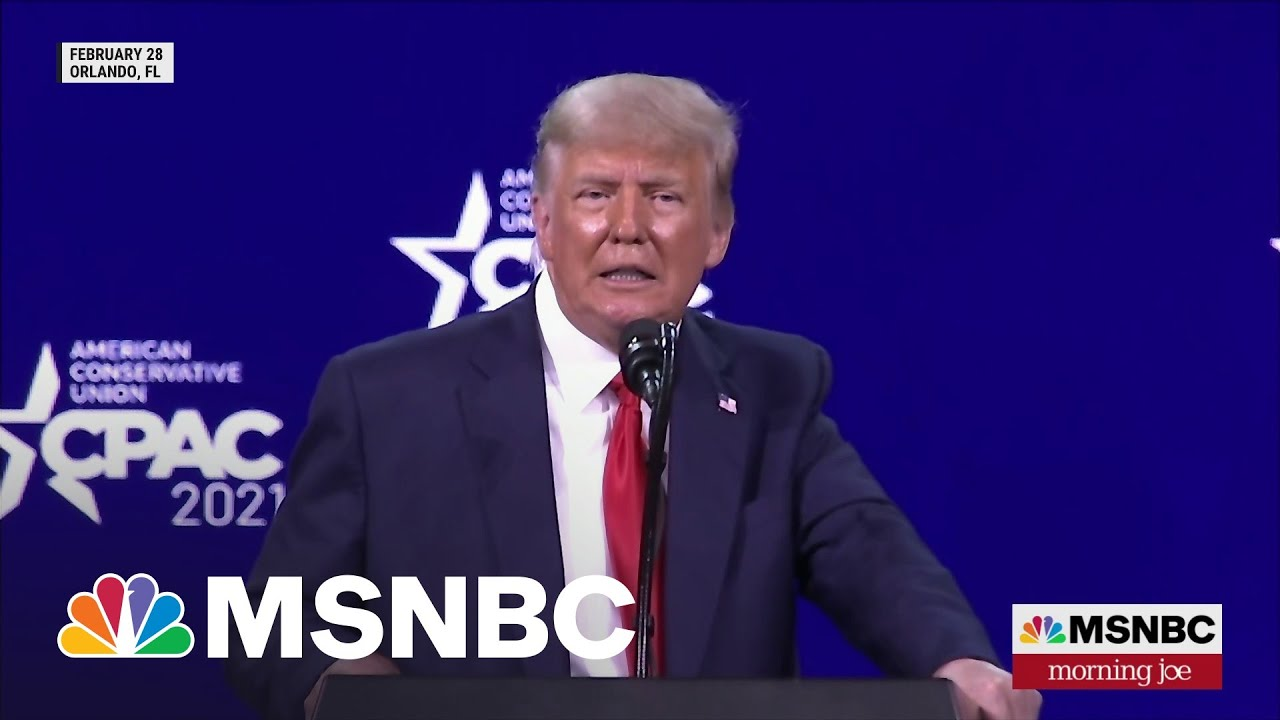 Joe: There Is Nothing Conservative About Trump   MSNBC 7