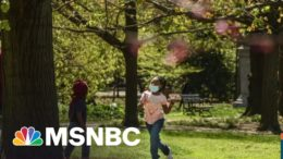 Doctor Says Children No Longer Need Masks Outdoors | MSNBC 3