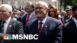 Rudy Giuliani Does Have A Lot To Worry About, Says State Attorney | Morning Joe | MSNBC 7