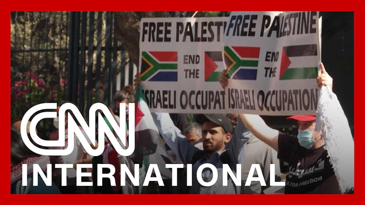Pro-Palestinian protests take place around the world amid conflict with Israel 1