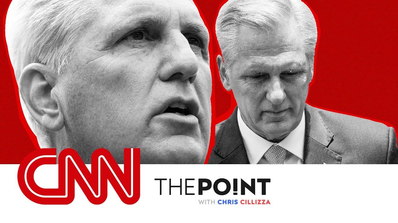 Kevin McCarthy's epic flip-flop on Liz Cheney 1