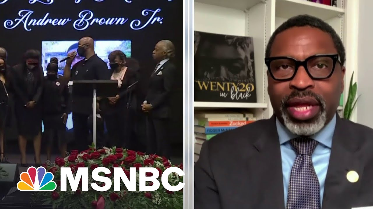 NAACP President: 'Have To Address Qualified Immunity' In Police Reform | MTP Daily | MSNBC 6