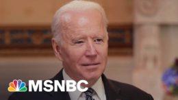 Biden Says Vaccination Still Number One Priority In Next 100 Days 6