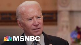 Biden Points To Poll Numbers As Support For His Agenda 4