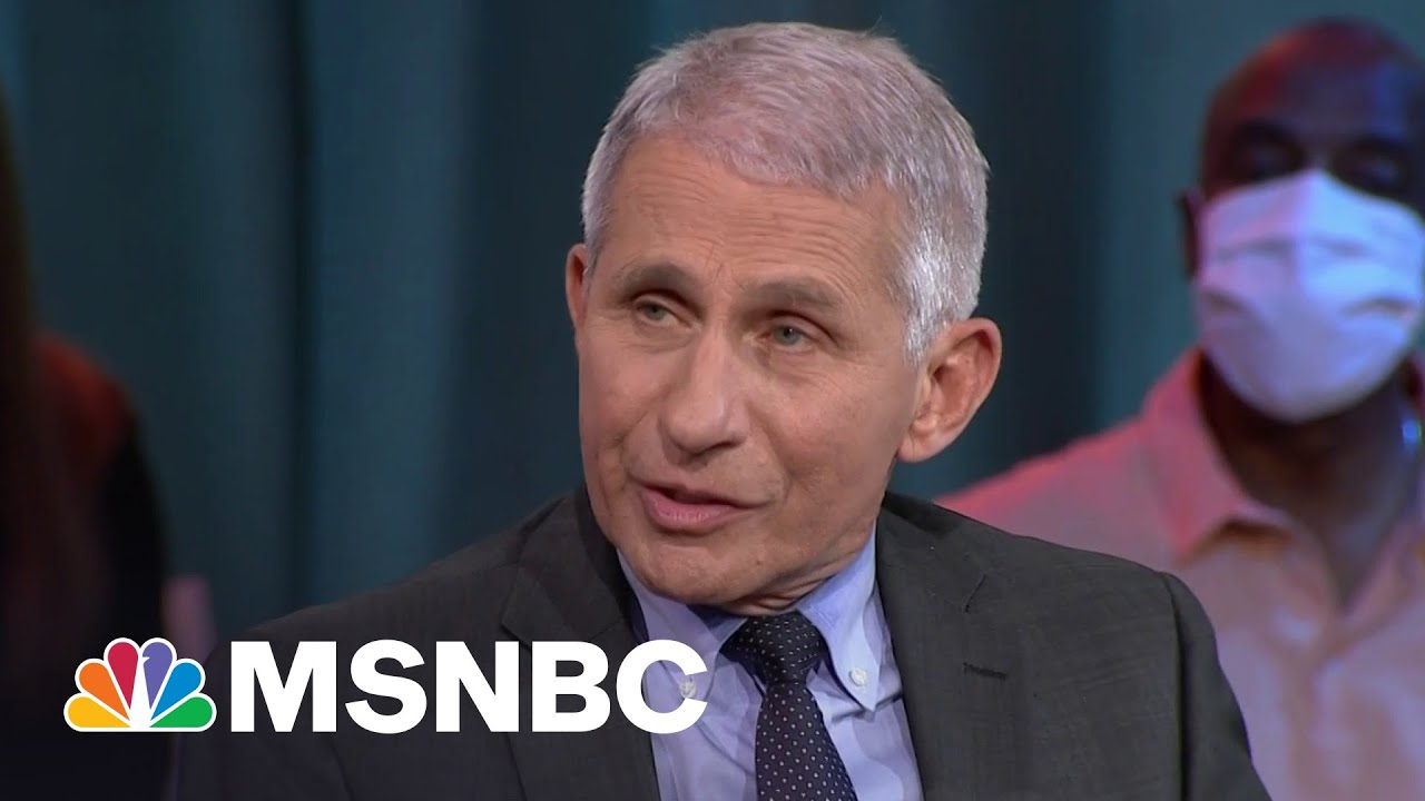 Dr. Fauci Weighs In On Covid Vaccine Safety, Use In Children 6