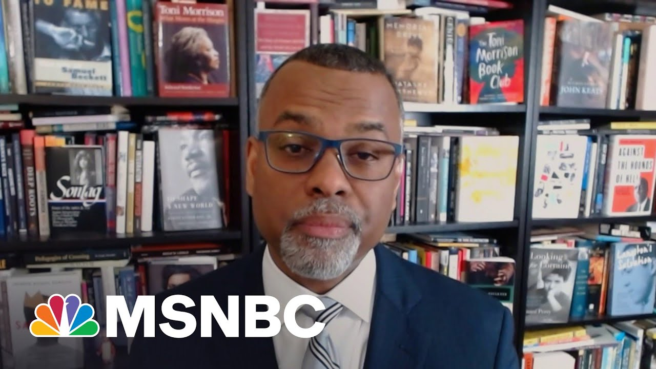 Eddie Glaude On Brown Jr. Funeral: It's Not Just One Body That We're Putting In The Grave | MSNBC 4