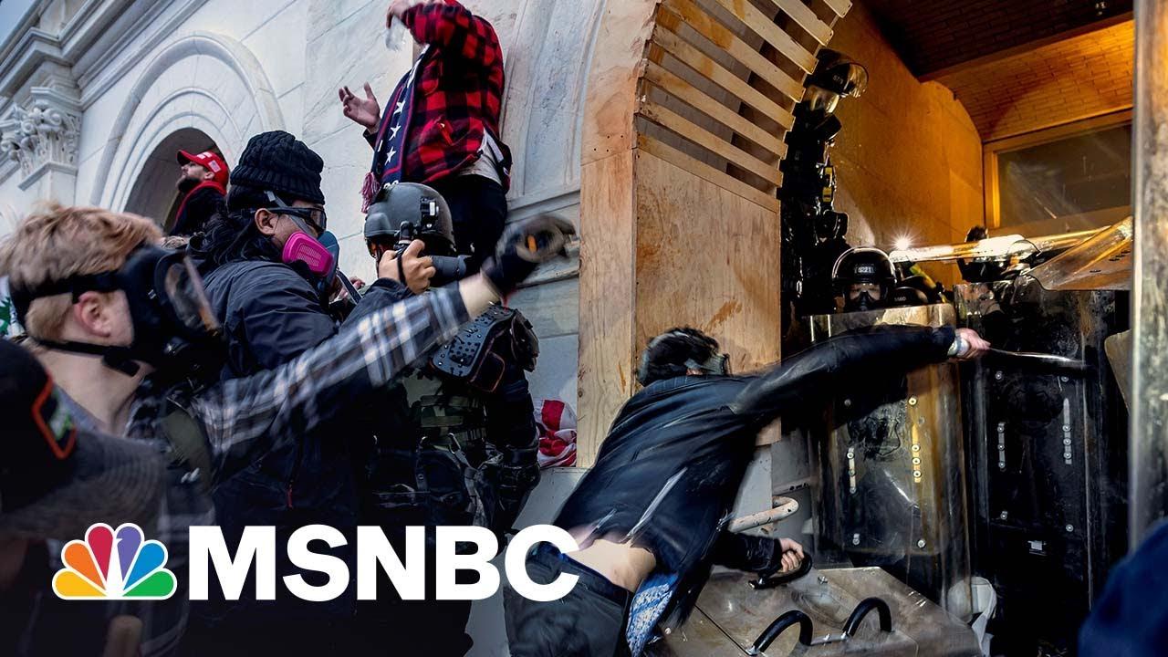Trump Republicans Give False Accounts Of Capitol Attack 1