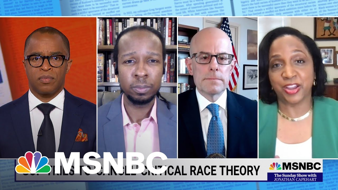 Experts Debunk GOP's Attempts To 'Cancel' Critical Race Theory 1