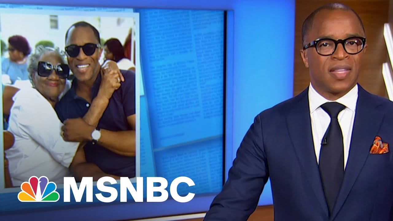 Jonathan Capehart Salutes His Stalwart Cousin Lucille For Mother's Day 1
