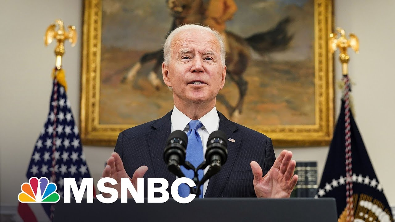 Biden Sends Message To Gas Stations Amid Shortage 1