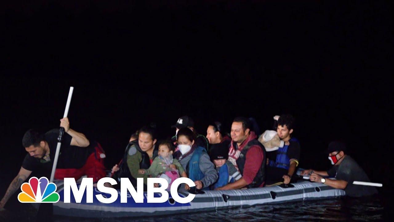Jacob Soboroff On Biden Administration Reuniting Migrant Families   Craig Melvin   MSNBC 5